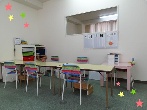 ジール幼児教室風景